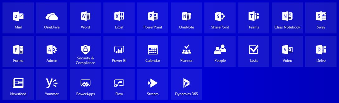 Office365Overview